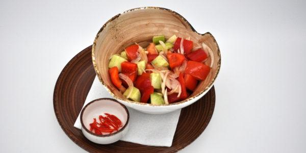 Салат по-сербски