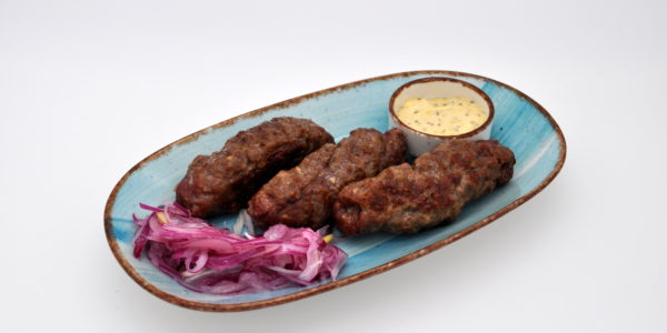 Сербские домашние колбаски